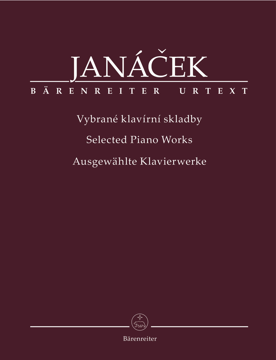 Selected piano works image