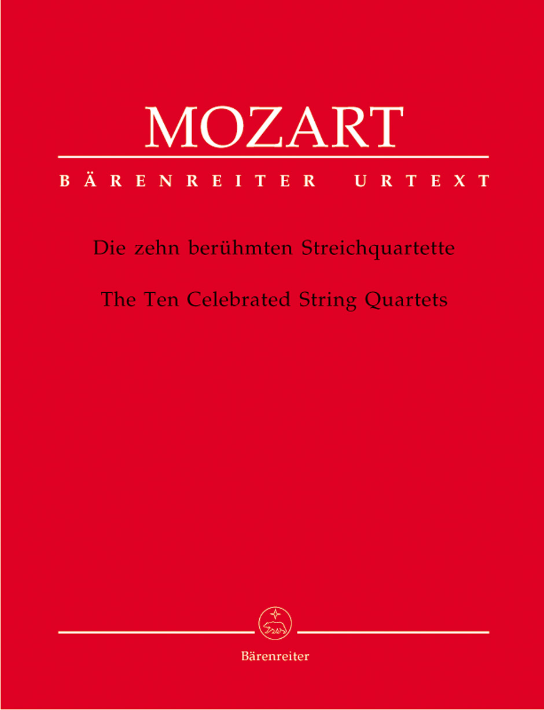 Mozarts Streichquartett KV 387 G-Dur (Haydn-Quartette) (German Edition)