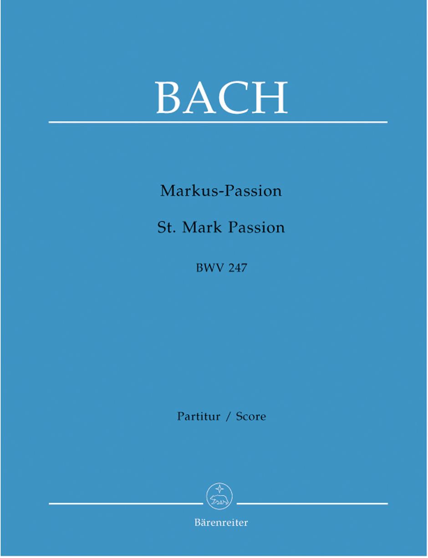 Bach, Johann Sebastian / St  John Passion BWV 245 / Bärenreiter Verlag