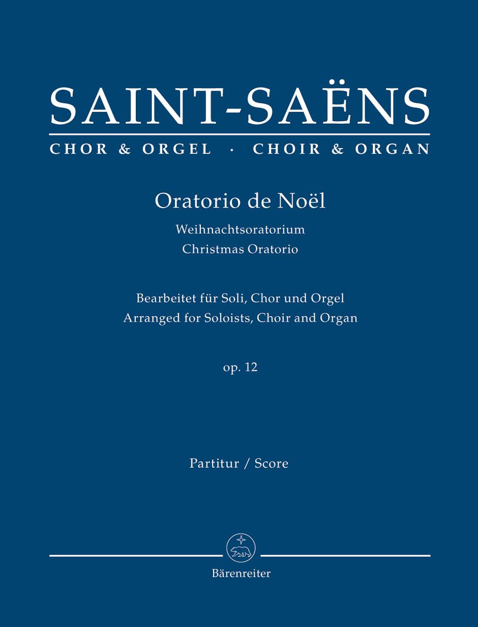 Saint Saëns Camille Oratorio De Noël