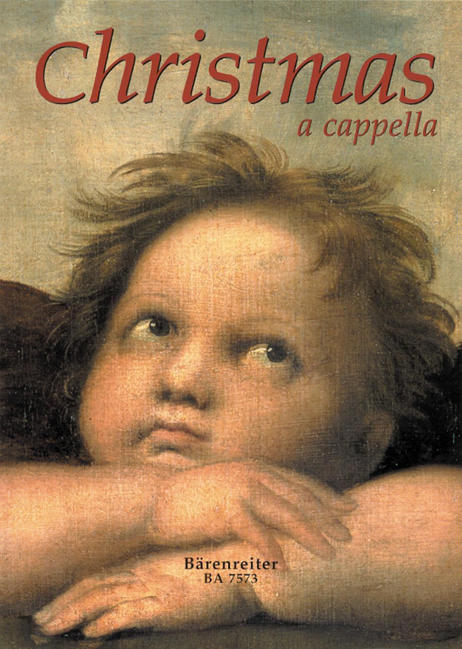 Christmas a cappella / Bärenreiter Verlag