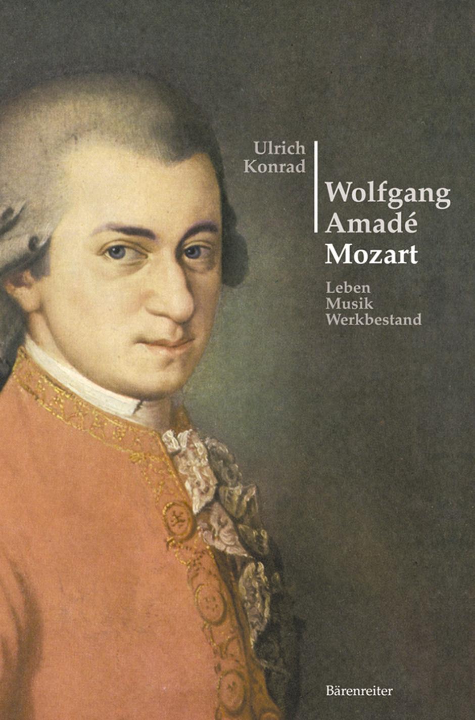 Konrad Ulrich Wolfgang Amadé Mozart Bärenreiter Verlag
