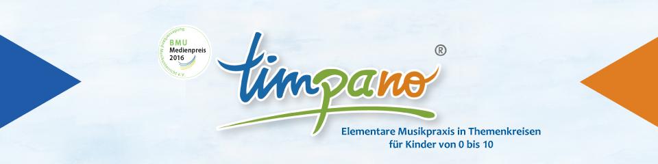 Bärenreiter Verlag - Elementare Musikpraxis: Timpano
